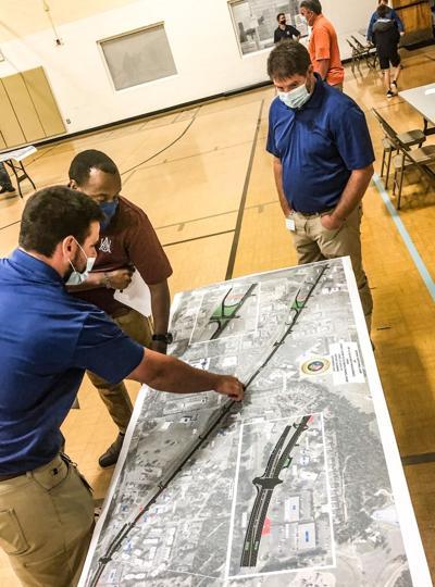 Highway 84 Plans Meeting