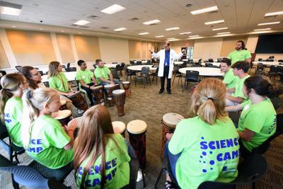 ACOM science camp