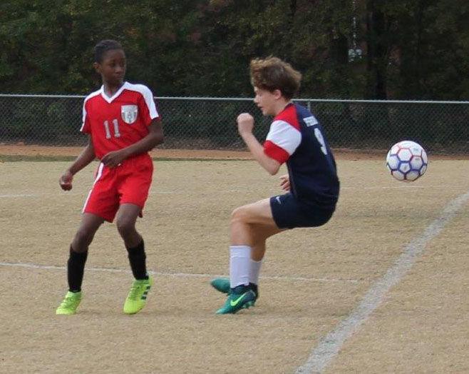 rec soccer 5