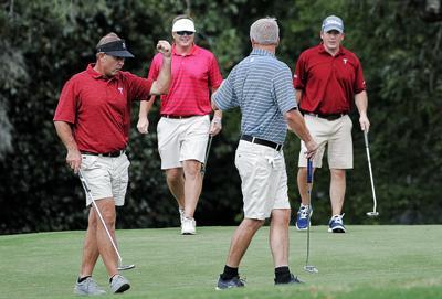 18th Jackson Thornton Troy University Alumni Invitational golf tournament