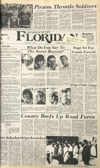 From the Floridan archives: 1984