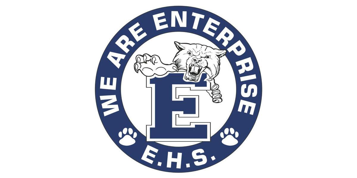 Enterprise logo to drop into cross country story