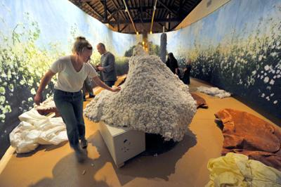 Grant brings Jenny Fine back to Wiregrass Museum of Art