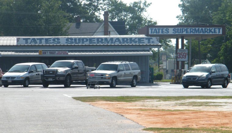 Tates Supermarket