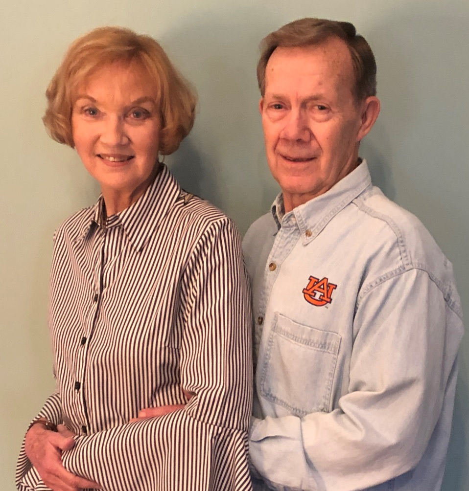 Gordon celebrate 50th wedding anniversary