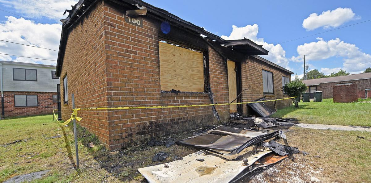 12-year-old saves siblings from Johnson Homes fire