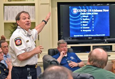 City leaders prepare for Coronavirus