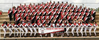 Daleville High Marching Band