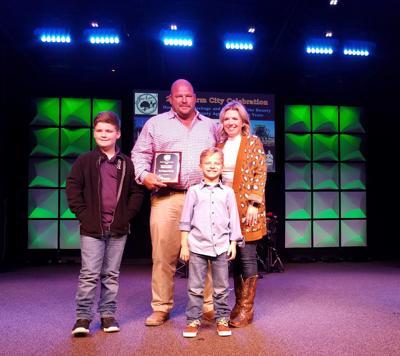 Farm City awards: Outstanding Farm Famiily