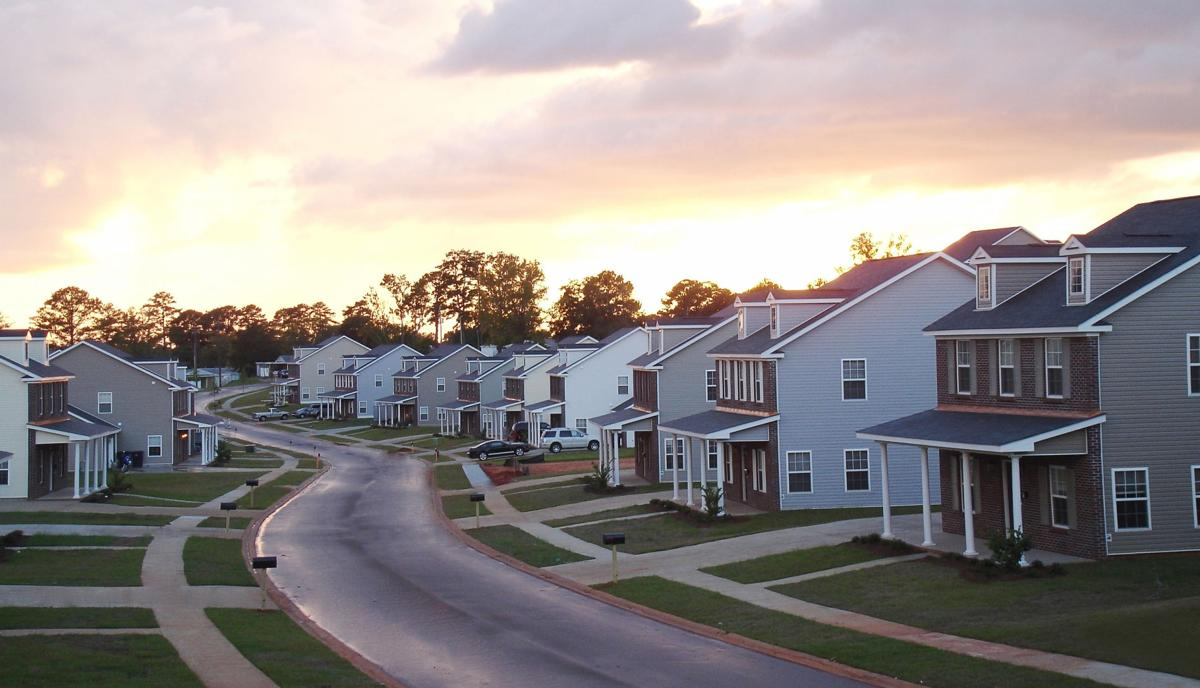 Privatization Has Changed The Look And Feel Of Housing At