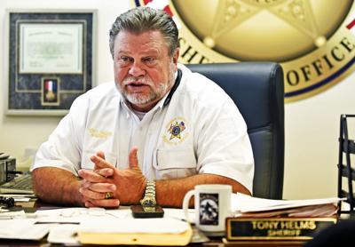 Geneva County Sheriff Tony Helms