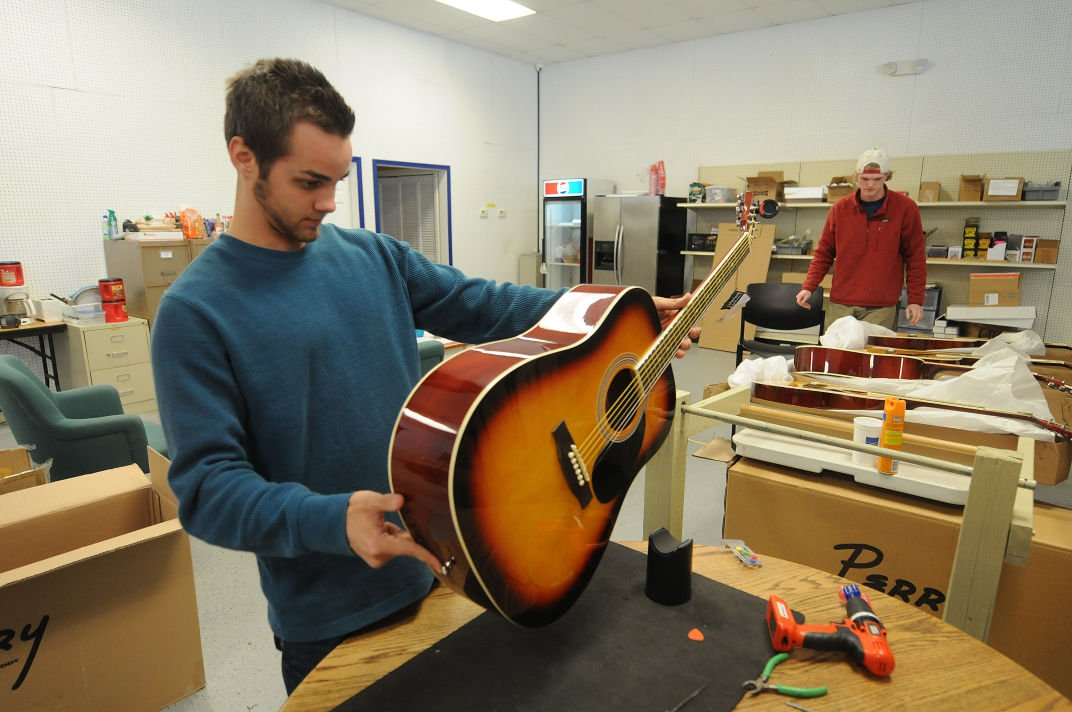 Chord Buddy Sees Growth Helping Others Make Music Local