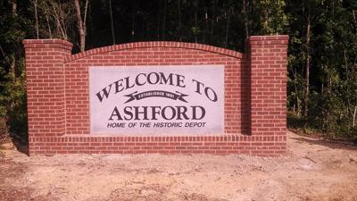 Ashford sign