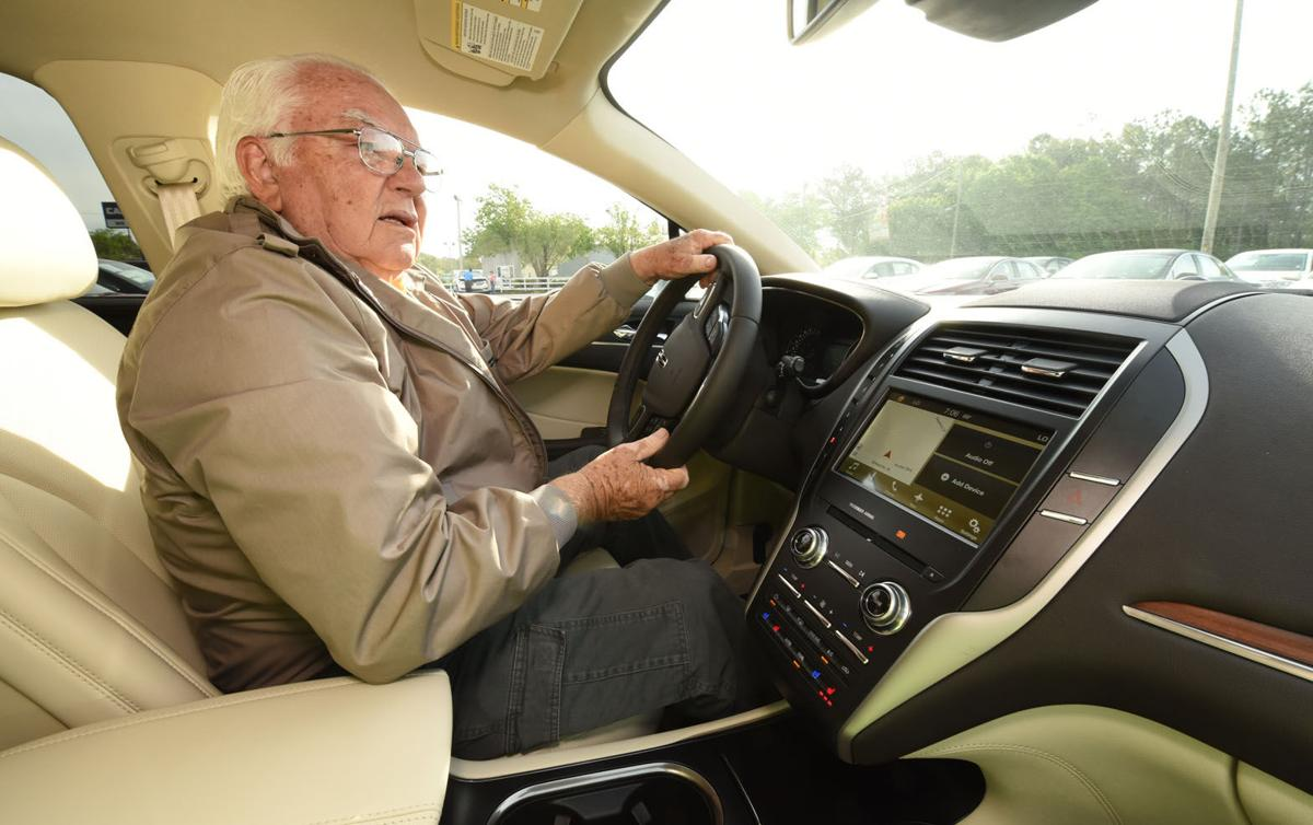 Retired driver