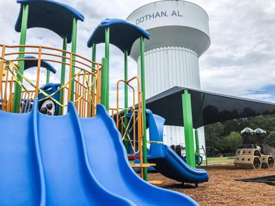 DCS playground