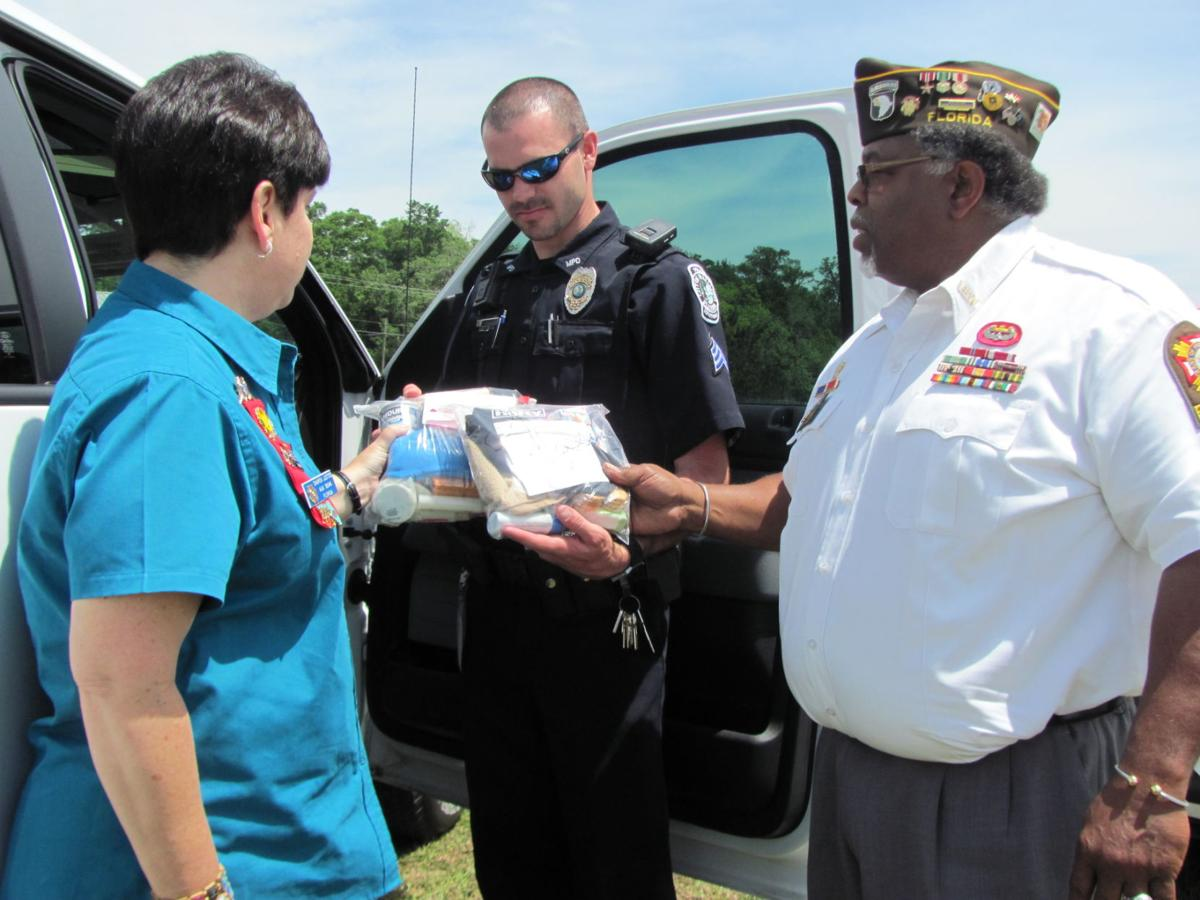 Local VFW Auxiliary makes