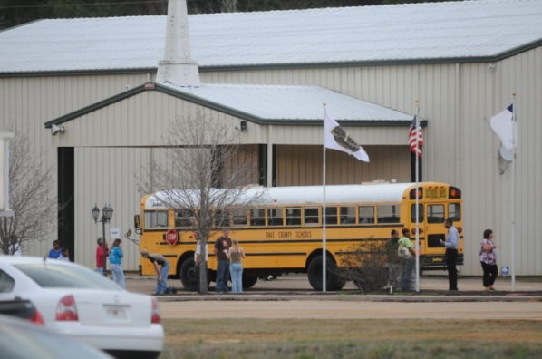 School bus shooting