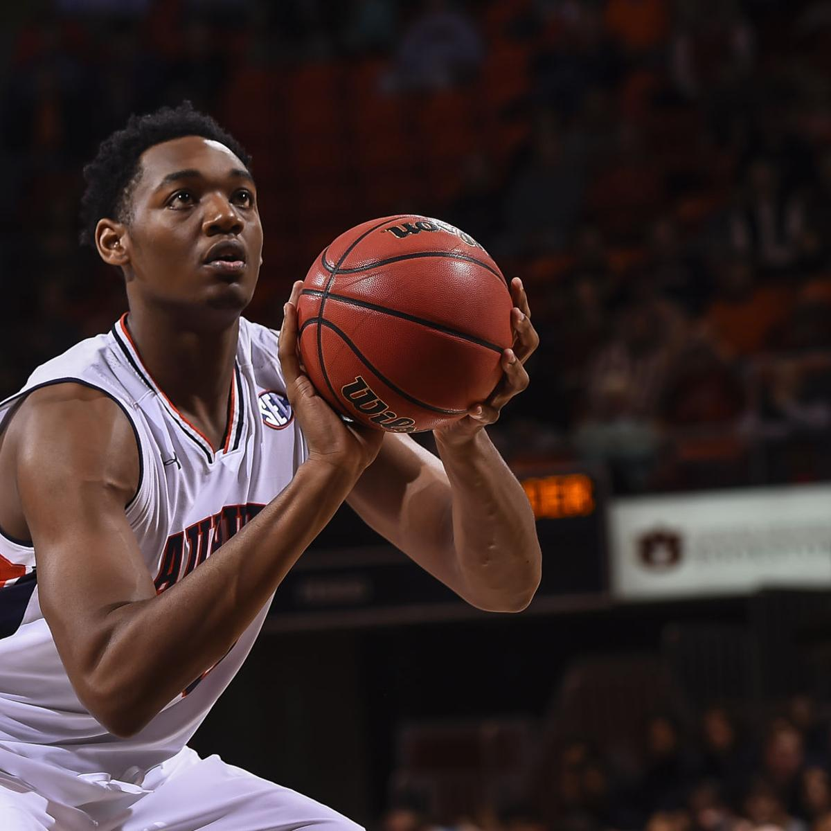 Auburn Basketball Standout Austin Wiley Misses Practice With