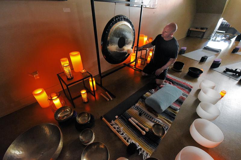 Vibrational sound therapy