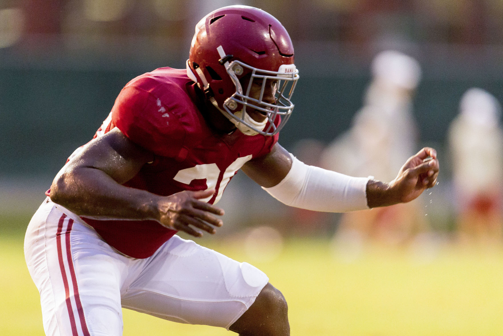 Alabama Crimson Tide breeze past Colorado State Rams