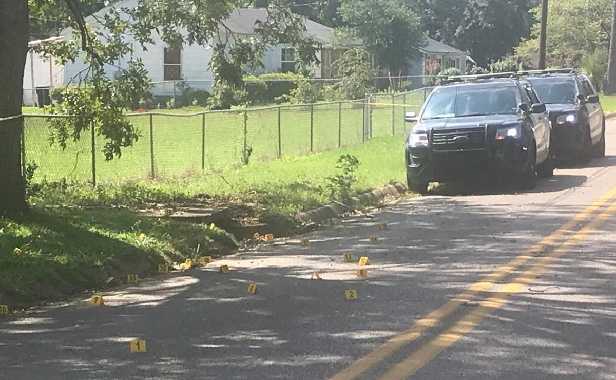 Victim identified in South Lena Street shooting; suspect sought