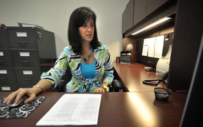 Houston County Circuit Clerk Carla Woodall