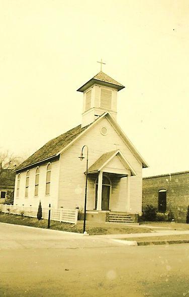 St. Columba 1915 church