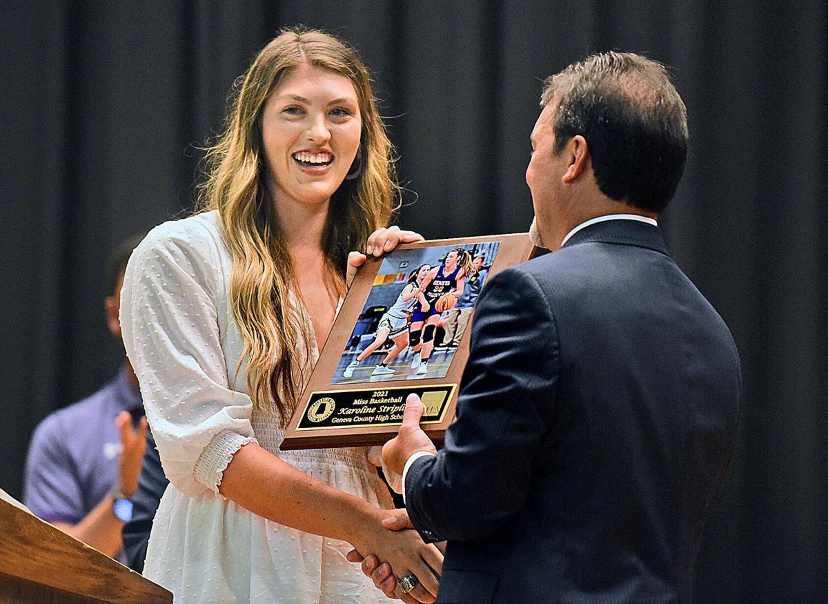 2021 Alabama Miss Basketball Karoline Striplin