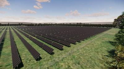 0530 solar farm