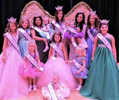 Miss Angel representatives crowned