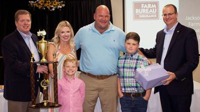 Outstanding Farm Family of the Year for 2019