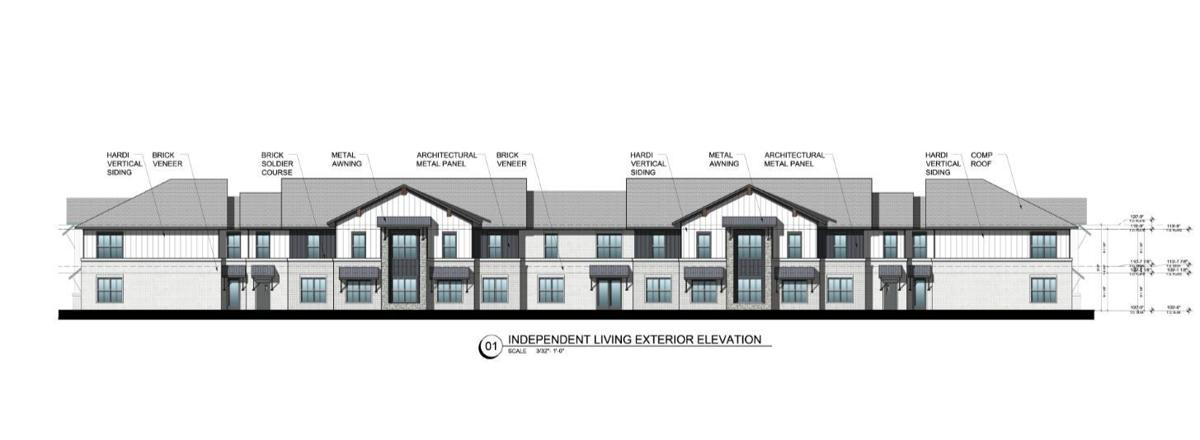 18 Acre Senior Living Village By Westway Just One Of Many Developments For Dothan Planning Commission Business Dothaneagle Com