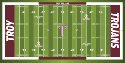 New Troy surface