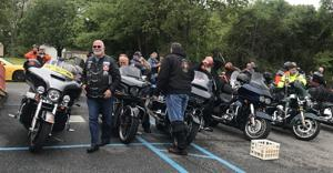 American Legion Post 73 welcomes Legacy Riders