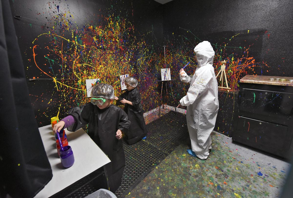 At Pinspiration, crafters get materials, space without the clean-up