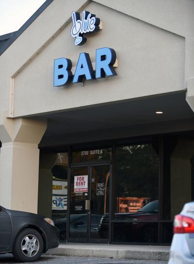 Blue Bar closed