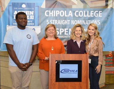 Chipola again eligible for $1M Aspen Prize