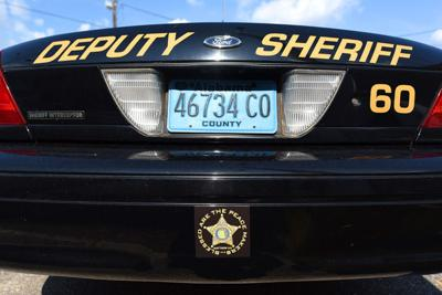 Houston County Sheriff Departments decals
