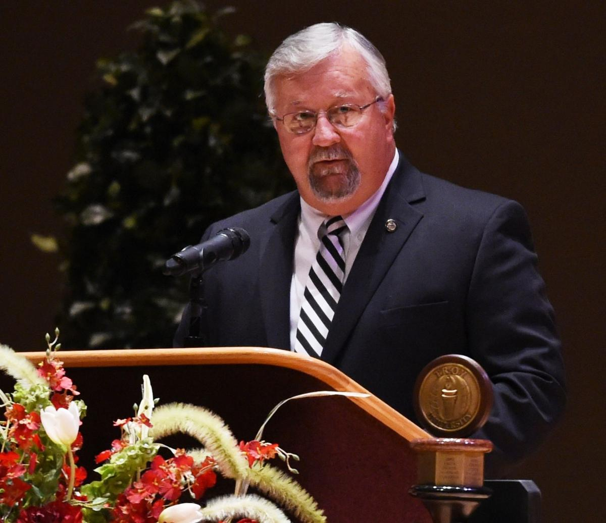 Alabama Rep. Jeff Sorrells