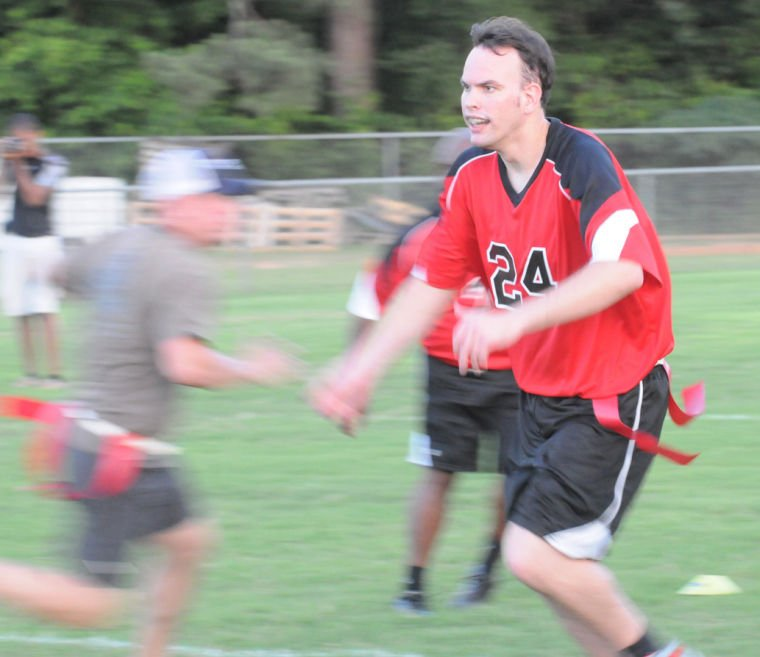 Dothan Police Department >> Special Olympics Flag Football game with the Dothan Police Department at Westgate Park | Gallery ...