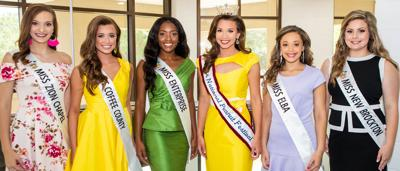 Wallace sponsors 2019 National Peanut Festival Queens' Day