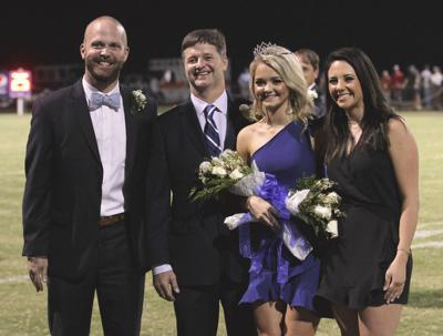 Seaborn crowned Lakeside Homecoming Queen