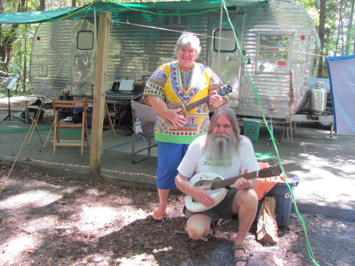 Jim and Donna Fredrick