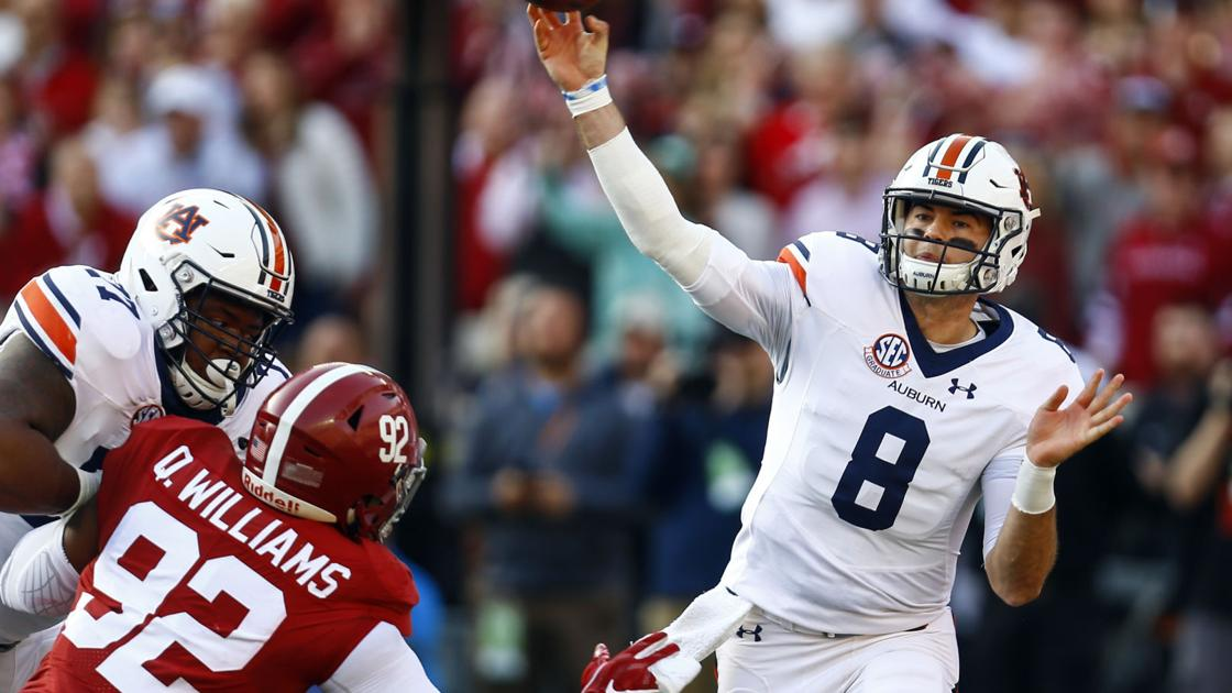 Auburn's Stidham, Russell set to play in Senior Bowl ...