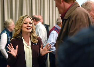 U.S. 2nd District Congressional candidate Jessica Taylor