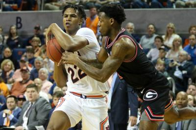 Auburn vs. Georgia men's basketball