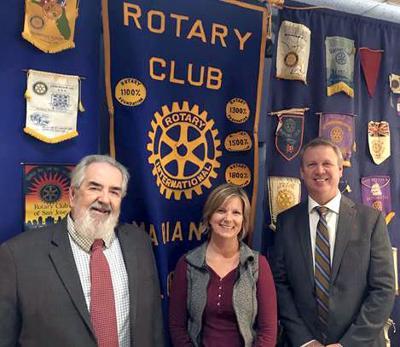 Rotary welcomes Apalachicola Riverkeeper director