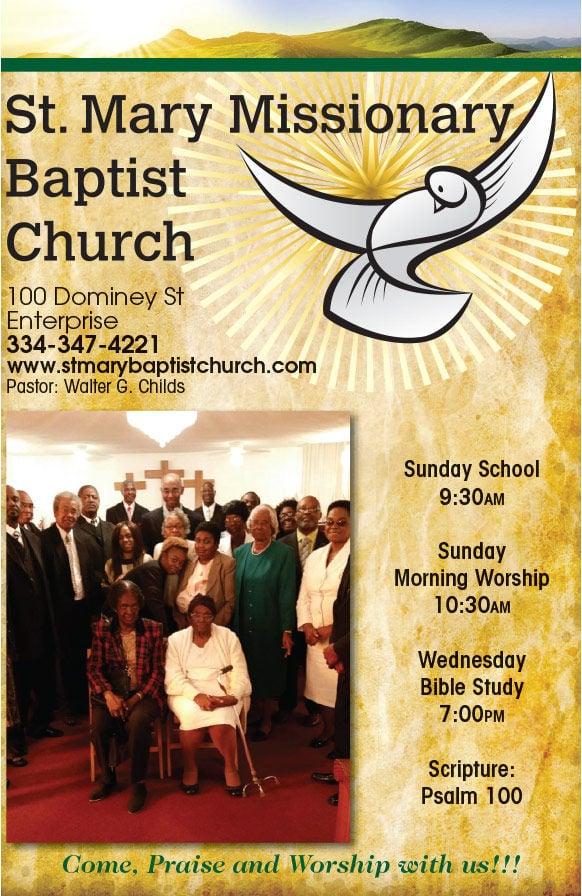 St. Mary Missionary Baptist Church