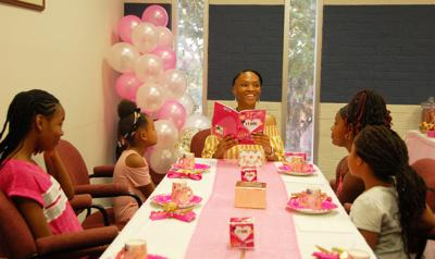 Local woman pens book to empower girls