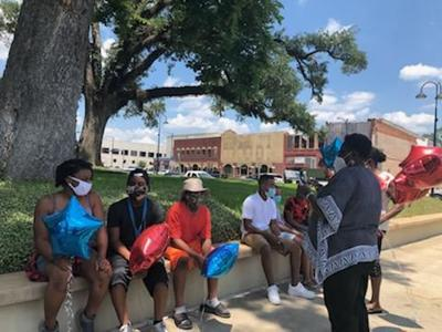 Local Juneteenth event held